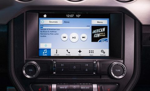 ford updates sync 3 with amazon echo integration and at&t 4g lte
