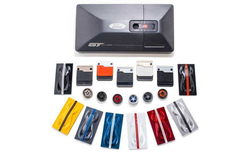 Ford GT Order Kit - Slide 2