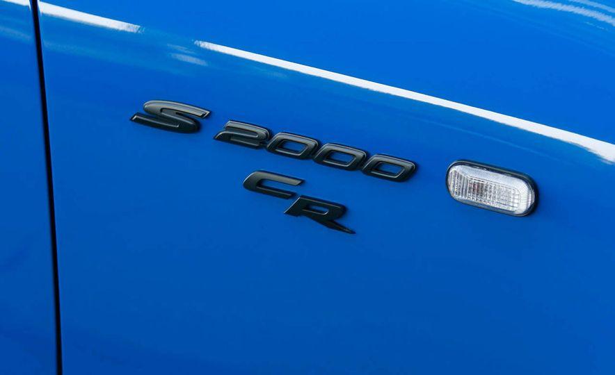 Honda S2000 (artist's rendering) - Slide 10