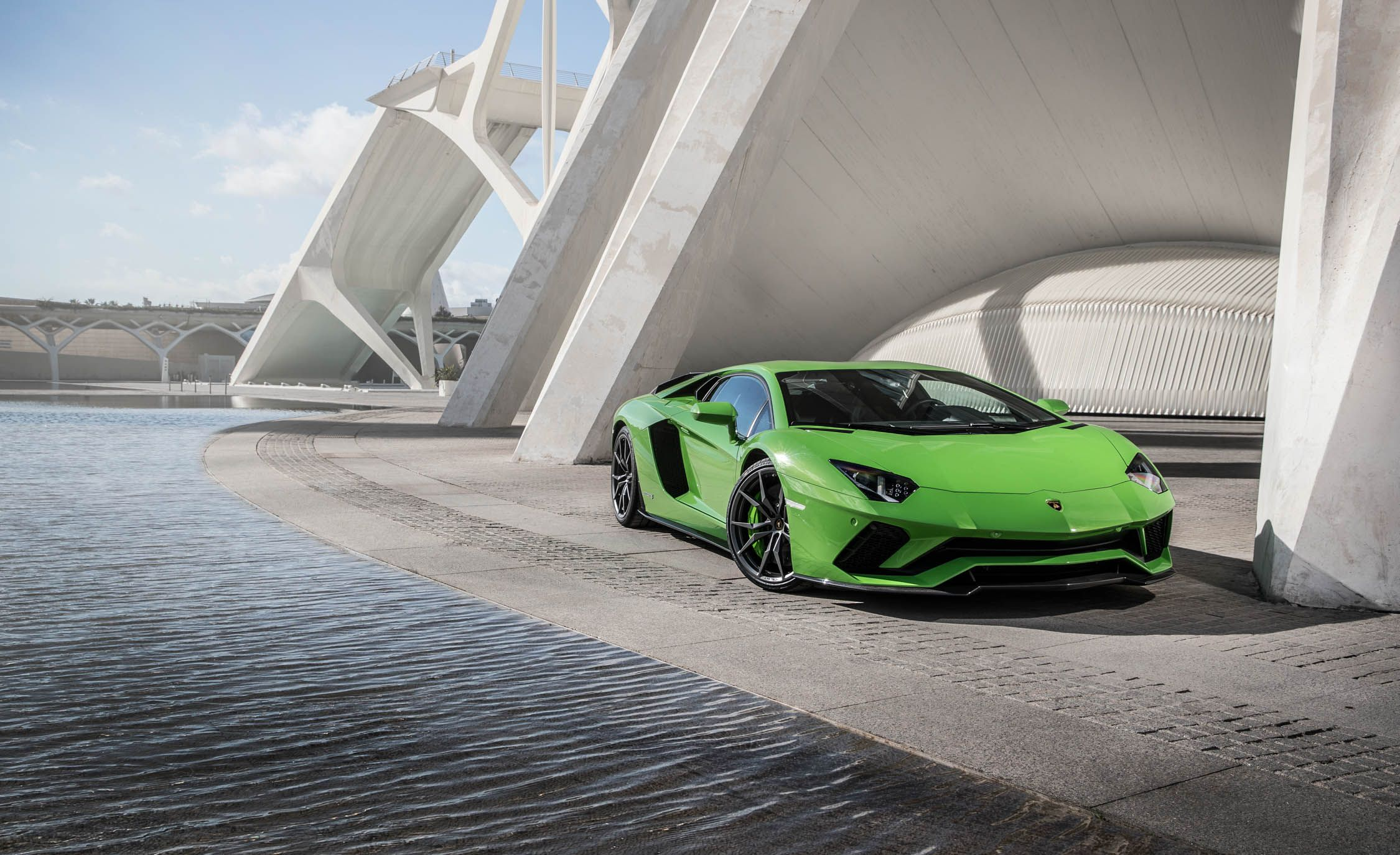 schmohl was the aventador zurich this sold lamborghini green via pin dealership lime price army