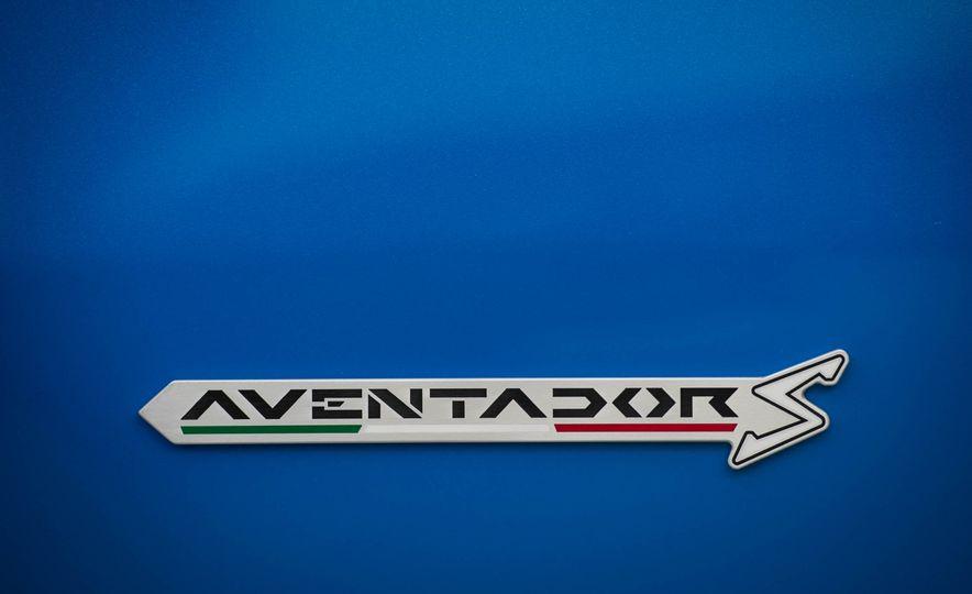 2017 Lamborghini Aventador S - Slide 33