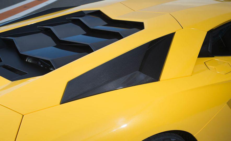 2017 Lamborghini Aventador S - Slide 59