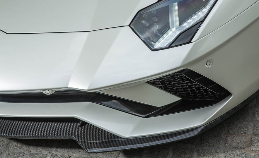 2017 Lamborghini Aventador S - Slide 70