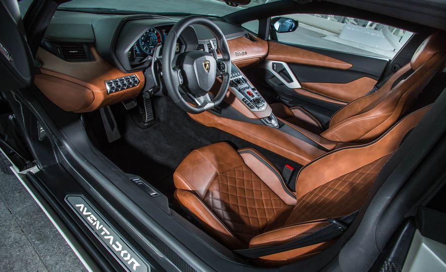 2017 Lamborghini Aventador S - Slide 73