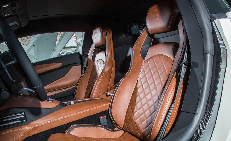 2017 Lamborghini Aventador S - Slide 74
