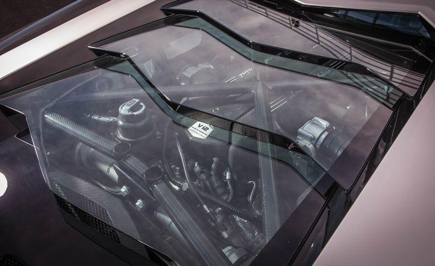 2017 Lamborghini Aventador S - Slide 75