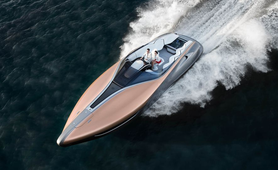 Lexus Sport Yacht concept - Slide 1