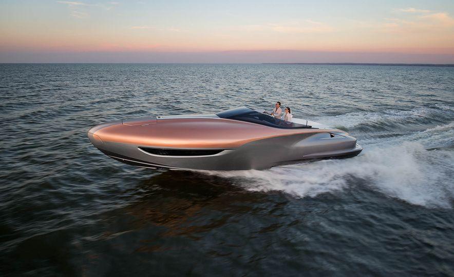 Lexus Sport Yacht concept - Slide 2
