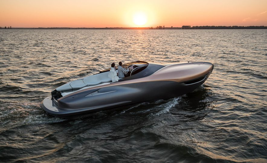 Lexus Sport Yacht concept - Slide 4