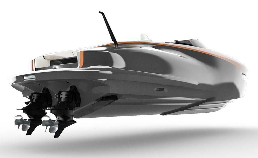 Lexus Sport Yacht concept - Slide 8