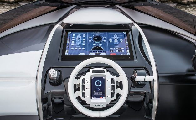 Lexus Sport Yacht concept Photo Gallery