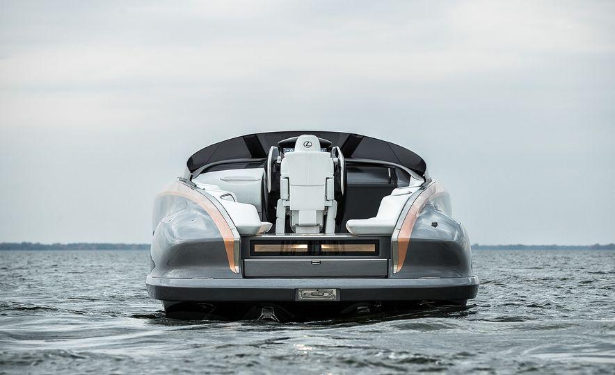 Lexus Sport Yacht concept - Slide 6