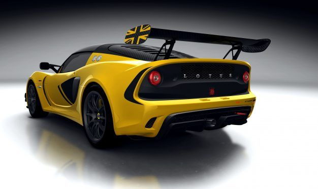 Lotus Exige Race 380 A Familiar Track Star Gets Faster News Car