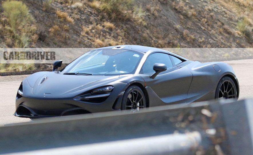 McLaren P14 Super Series engine teaser - Slide 2