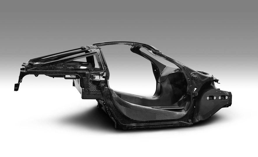 McLaren P14 Super Series engine teaser - Slide 6