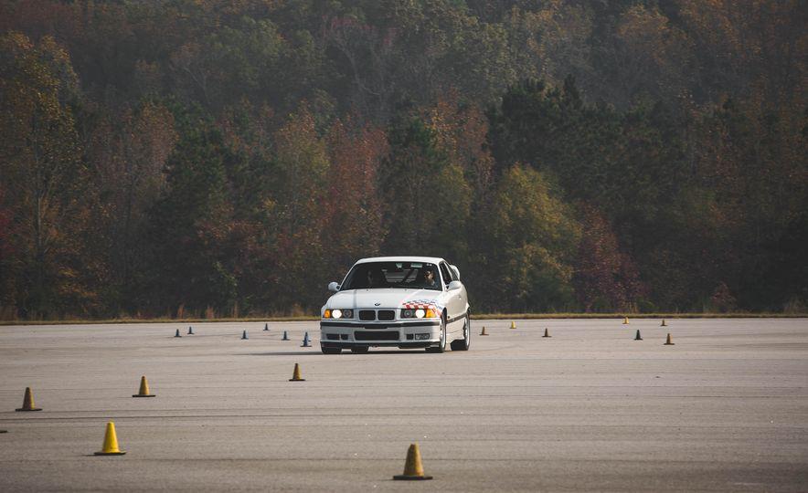 1995 BMW M3 Lightweight - Slide 1