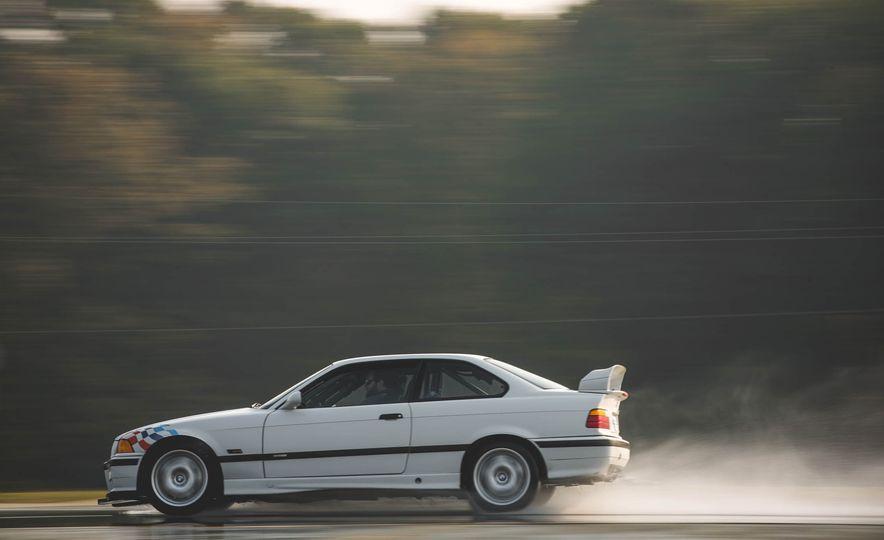 1995 BMW M3 Lightweight - Slide 22