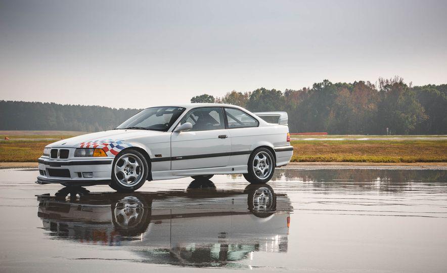 1995 BMW M3 Lightweight - Slide 27