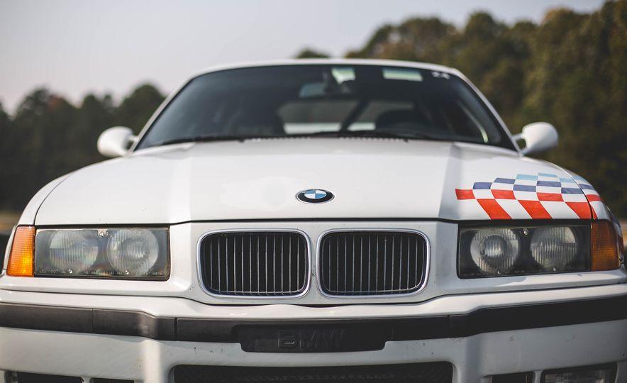1995 BMW M3 Lightweight - Slide 29