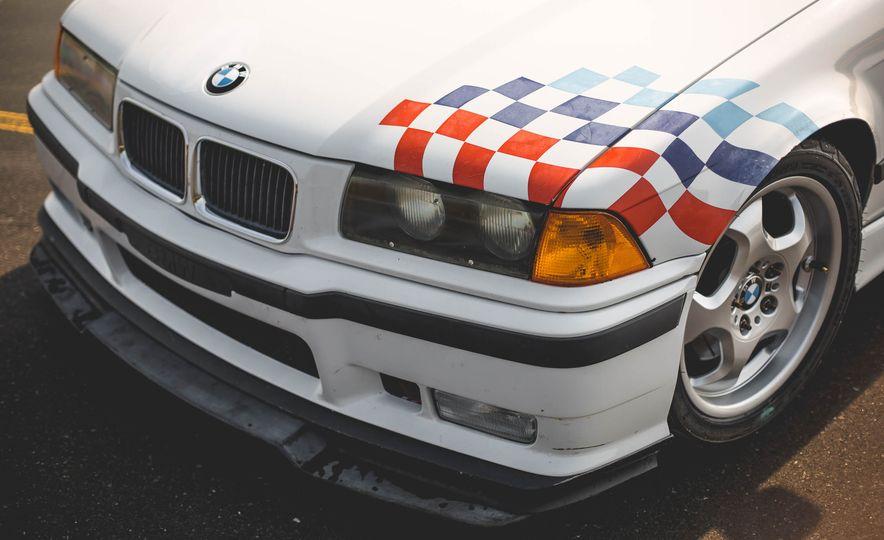 1995 BMW M3 Lightweight - Slide 31