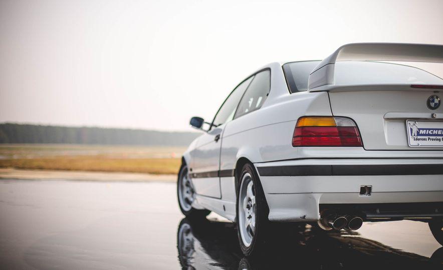 1995 BMW M3 Lightweight - Slide 48