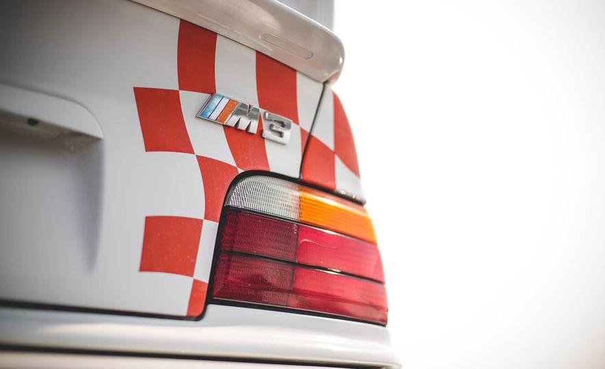 1995 BMW M3 Lightweight - Slide 52