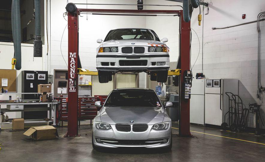 1995 BMW M3 Lightweight - Slide 56