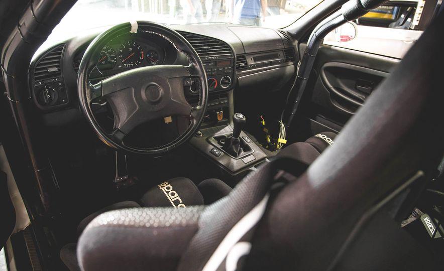 1995 BMW M3 Lightweight - Slide 58