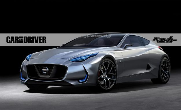 Nissan Z Concept Coming Production Car Could Reach 500 Horsepower