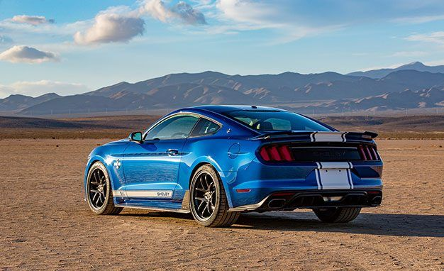 Shelby Releasing 500 Ford Mustang Super Snakes – News – Car and Driver