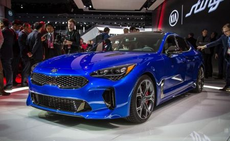Kia Considering an Electric Stinger, But No Diesel for U.S.