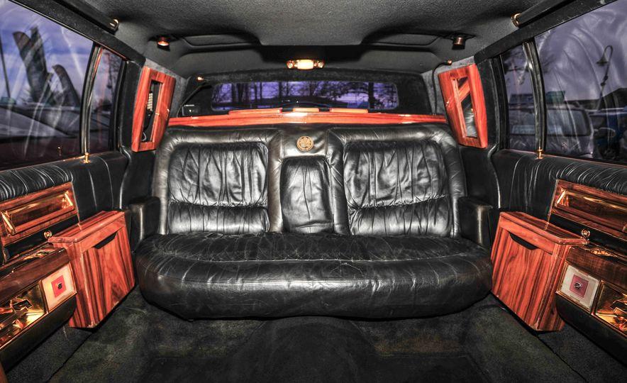 1988 Cadillac Trump Golden Series Limousine - Slide 8