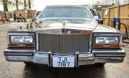 Yuge Opportunity! Own the 1988 Trump Series Cadillac Limos!