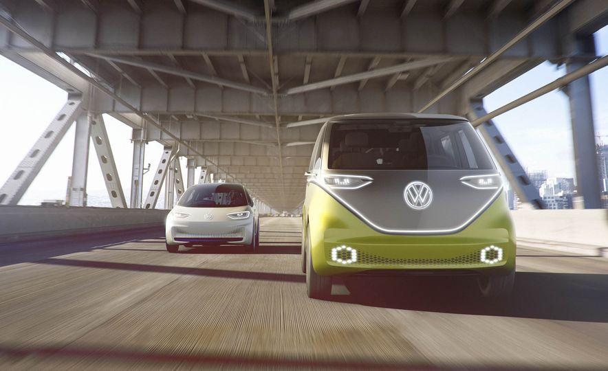 Volkswagen I.D. Buzz concept - Slide 1