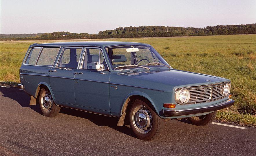 Volvo 145 - Slide 5