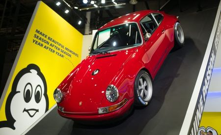 Songs of Innocence and of Experience: Singer Vehicle Design's Porsche 911s at the Detroit Auto Show