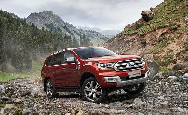 New Ford Bronco, Based on Ranger Pickup, Will Be a Four-Door and Related to Australia's Everest