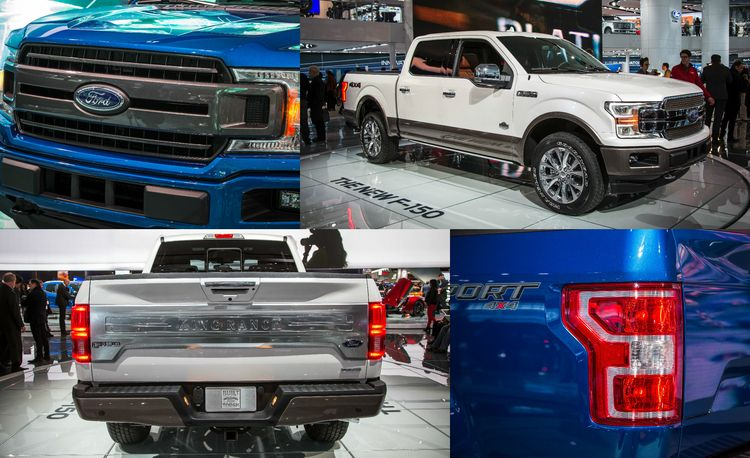 Pickup's Progress: Here's What's New on the 2018 Ford F-150