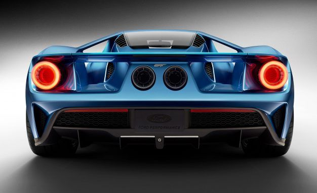 2017 Ford GT's EPA Ratings Announced – News – Car and Driver