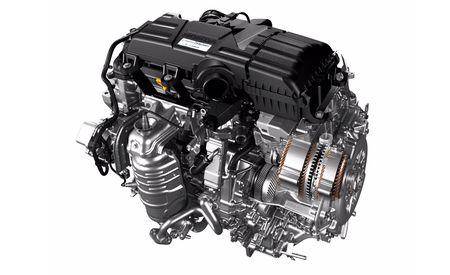 Brand-New Honda Two-Motor Hybrid Model Coming in 2018