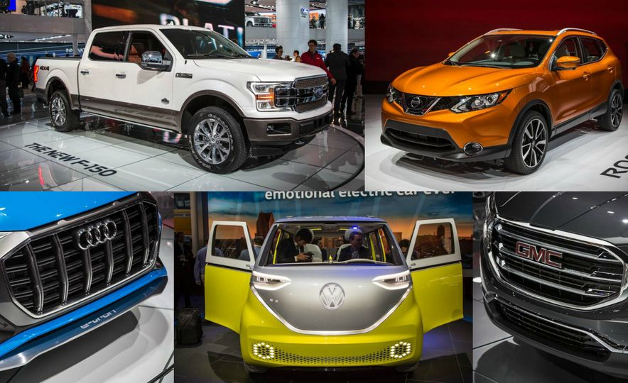 The Detroit Auto Show Debuts You Need to Know About - Slide 1