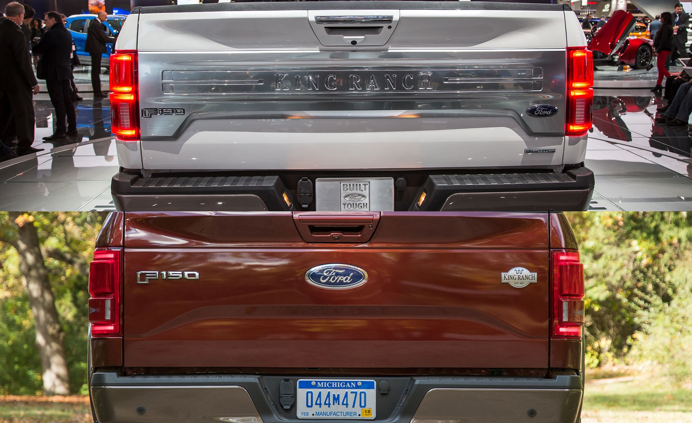 Ford F 150 2018 Vs 2017 Heres Whats New On The 2010 F150 Headlight Fuse Location