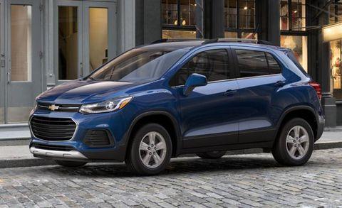 2017 Chevrolet Trax Ls 21 895