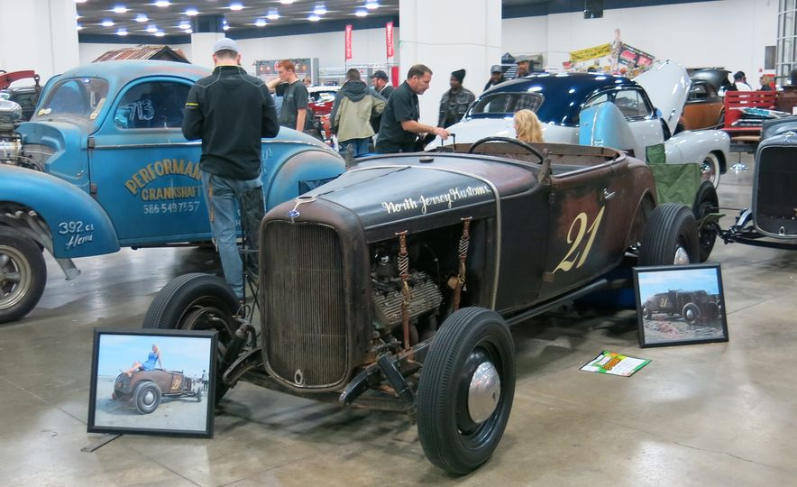 Hottest Rods: The Coolest Custom Classics from the 2017 Autorama Show - Slide 11