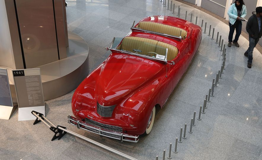 The Chrysler Museum in Pictures: Gone But Not Forgotten - Slide 4