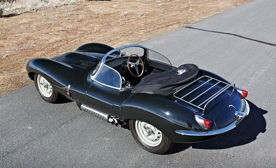 1957 Jaguar XKSS - Slide 3