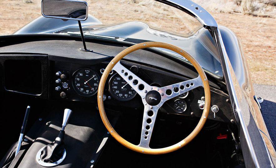 1957 Jaguar XKSS - Slide 4