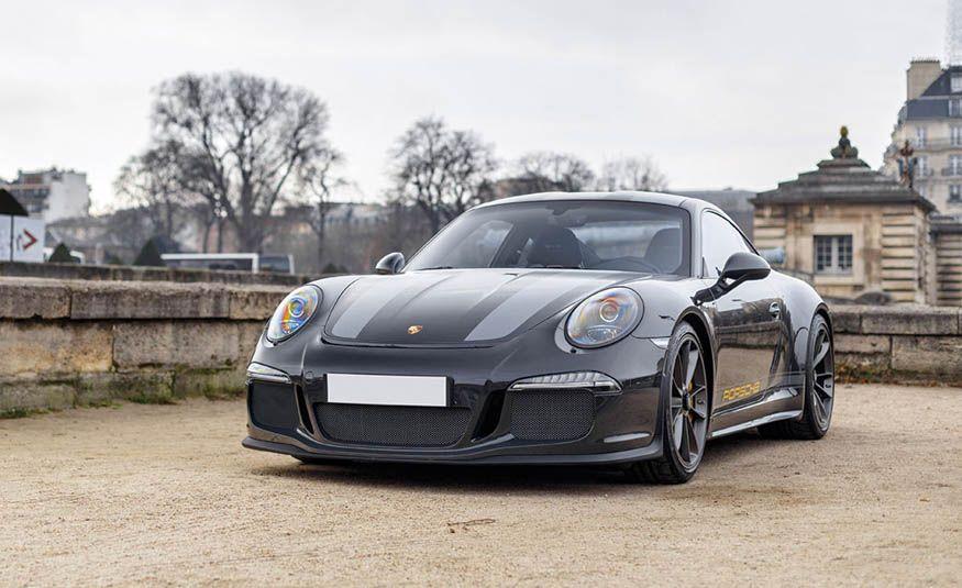 2016 Porsche 911 R - Slide 1