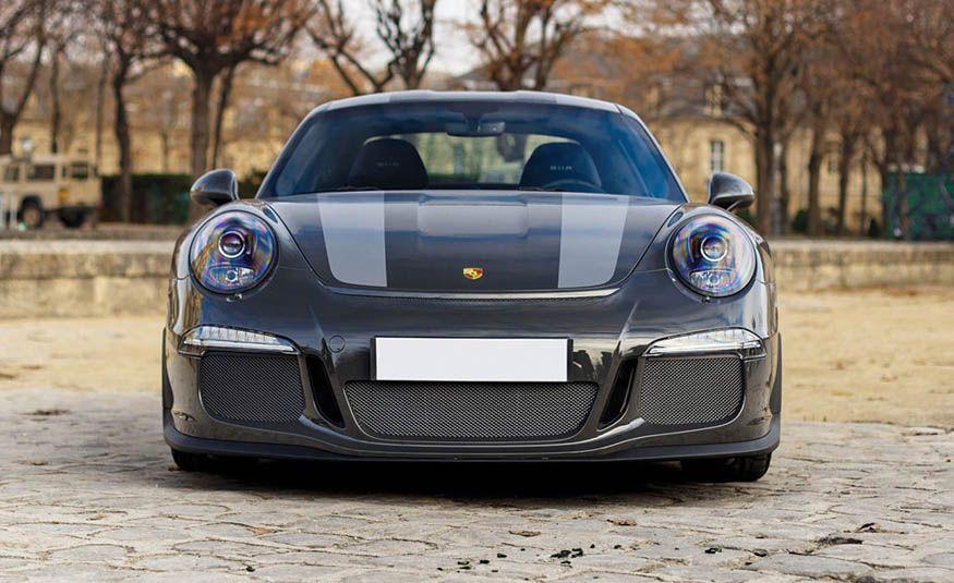 2016 Porsche 911 R - Slide 3