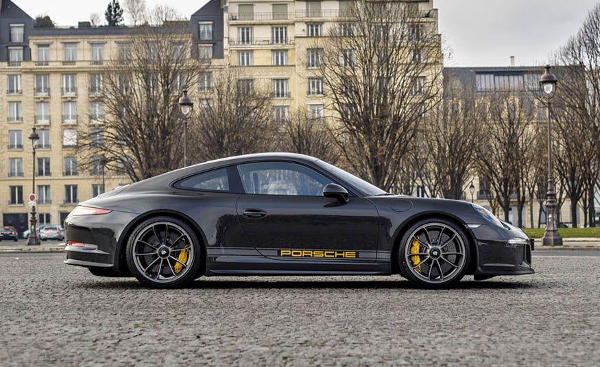 2016 Porsche 911 R - Slide 5